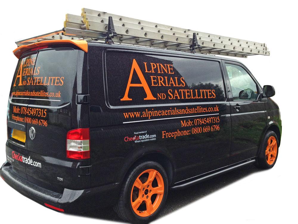 Tv Aerial Brighton Aerial Services Alpine Aerials And